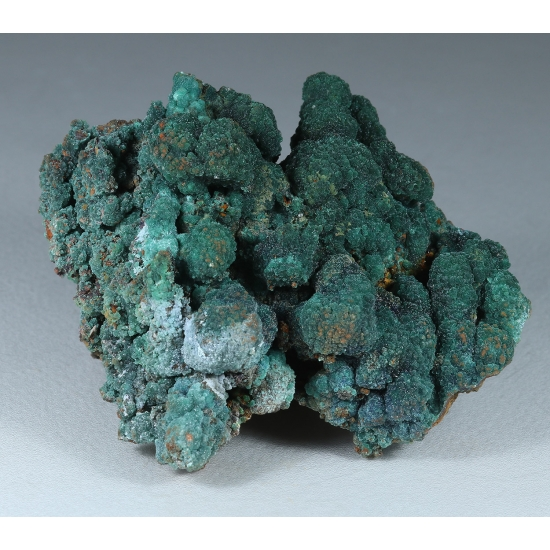 Cuprian Adamite Copper & Goethite