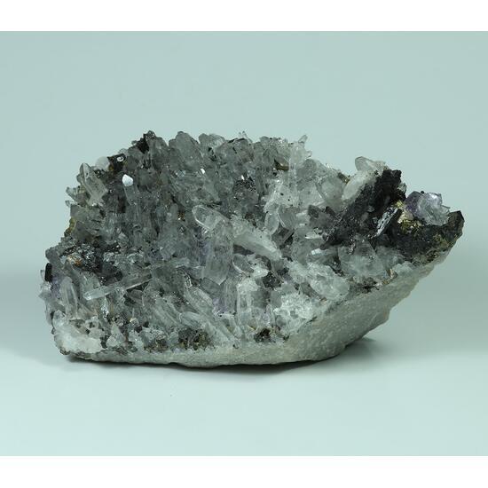 Wolframite Fluorite & Quartz