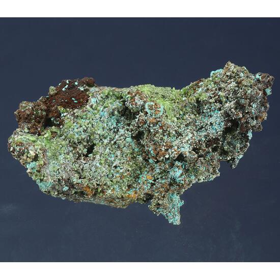Smithsonite Aurichalcite Cerussite Malachite Psm Azurite Hemimorphite
