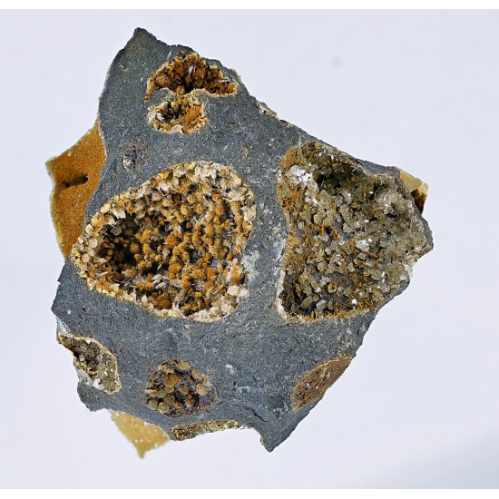 Erionite-K & Clinoptilolite-Ca