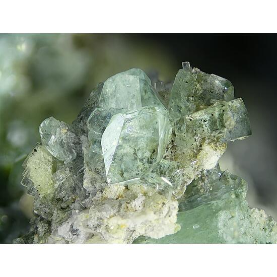 Phosphophyllite & Parascholzite