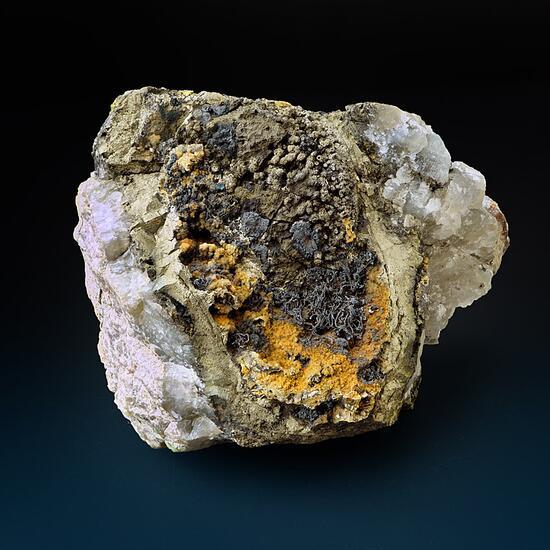 Native Silver & Argentopyrite