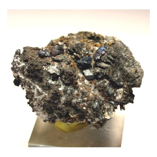 Pyrargyrite & Rammelsbergite