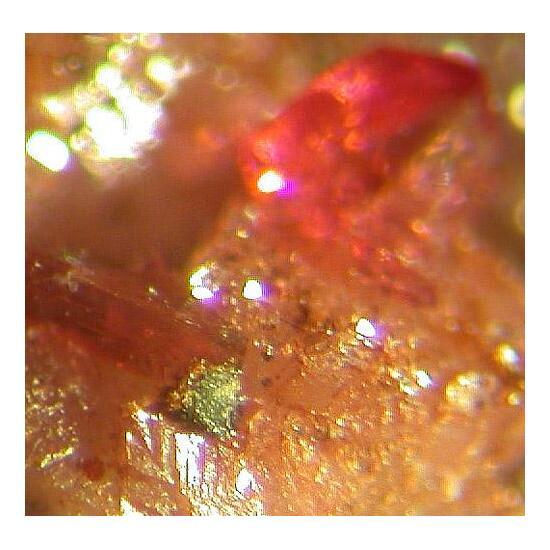Cobaltlotharmeyerite & Roselite