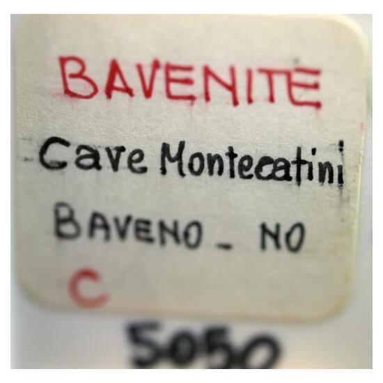 Bavenite