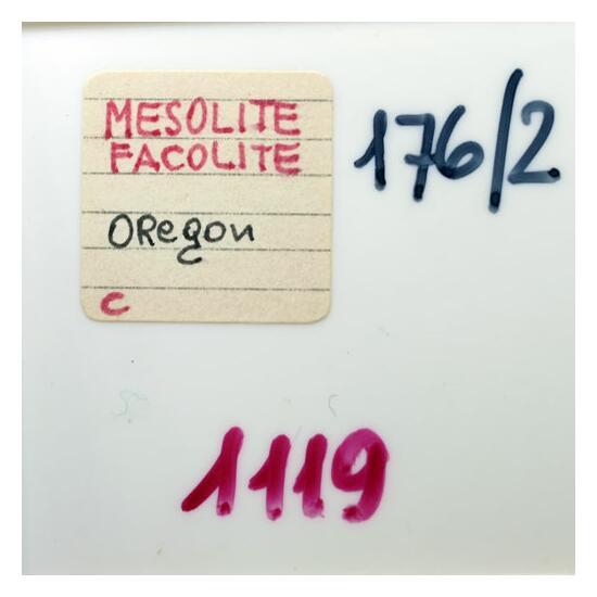 Mesolite & Phacolite
