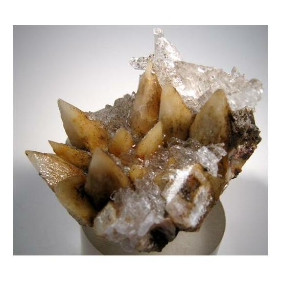 Calcite With Gypsum