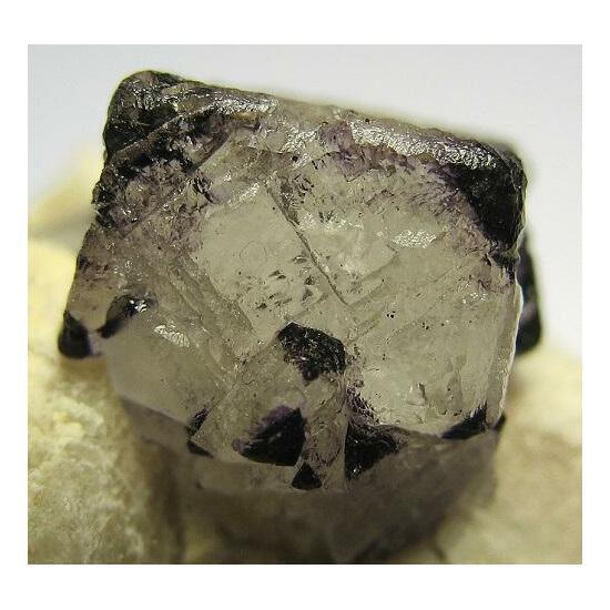 Fluorite & Microcline