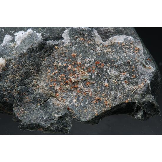 Jamborite & Pyroaurite