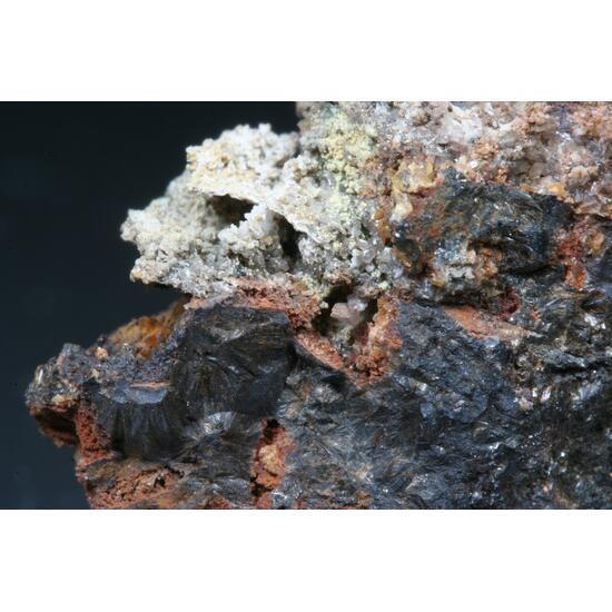 Leucophosphite & Laueite