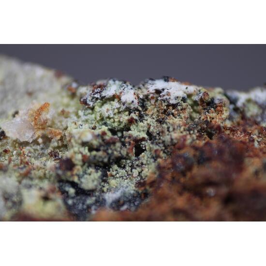 Barahonaite-(Fe) & Arsenocrandallite