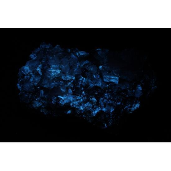 Fluorite & Hydrocarbon