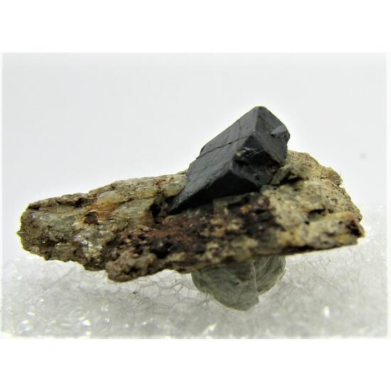 Thorianite & Tremolite