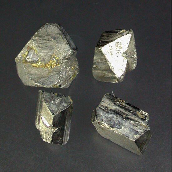 Arsenopyrite Var Danaite