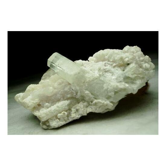 Elbaite With Lepidolite