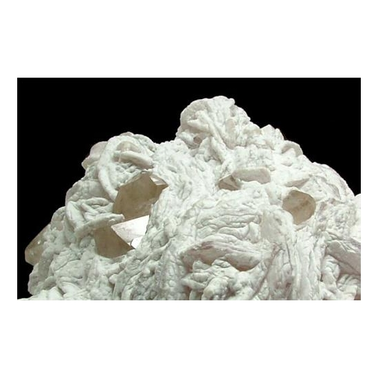 Beryllonite With Topaz & Lepidolite
