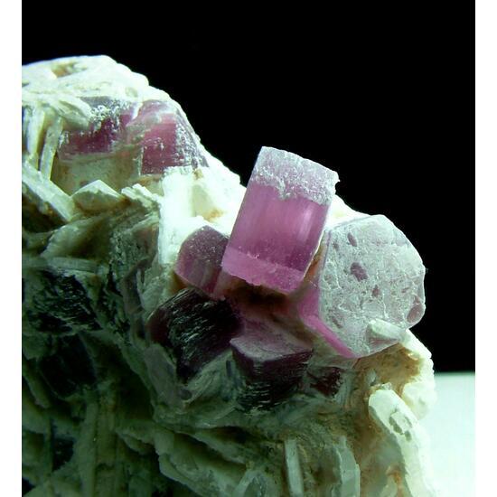 Lepidolite With Elbaite & Cleavelandite