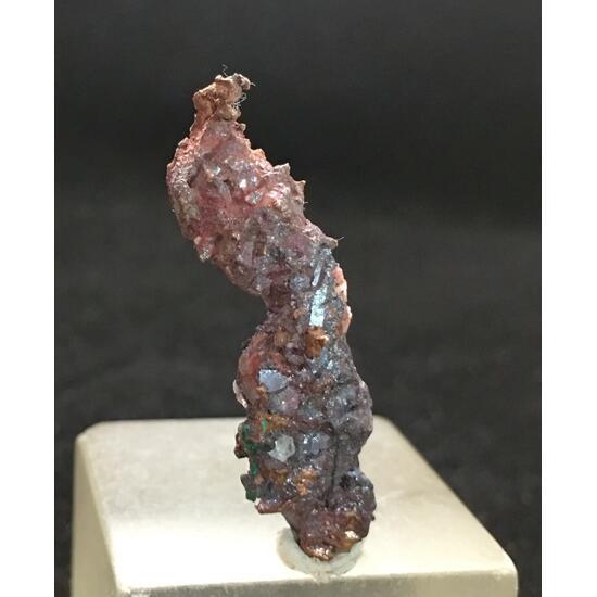 Native Copper With Galena