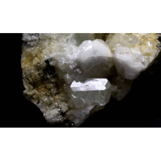 Orthoclase With Albite