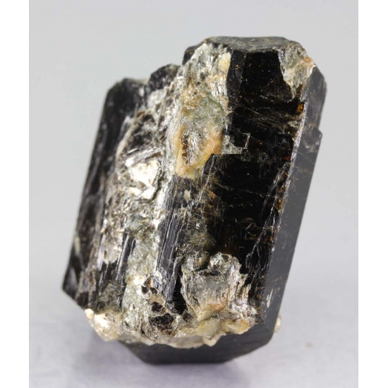 Dravite With Mica