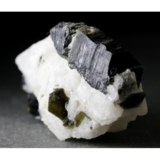 Mica With Marble