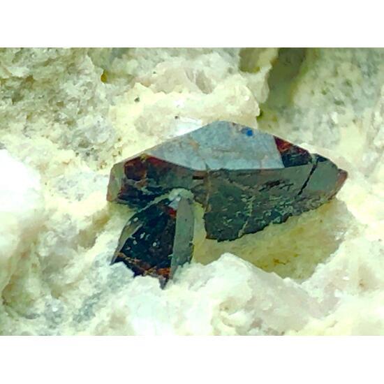 Wodginite With Lepidolite