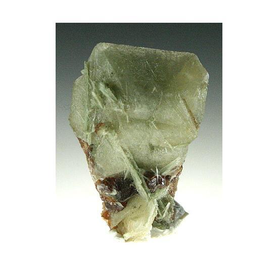 Titanite Diopside & Garnet
