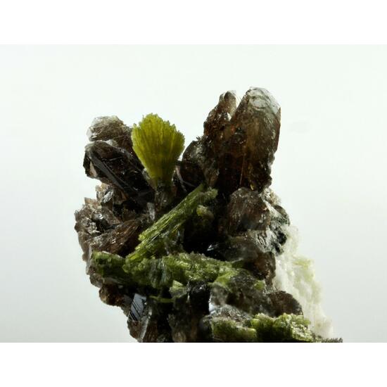 Axinite With Epidote