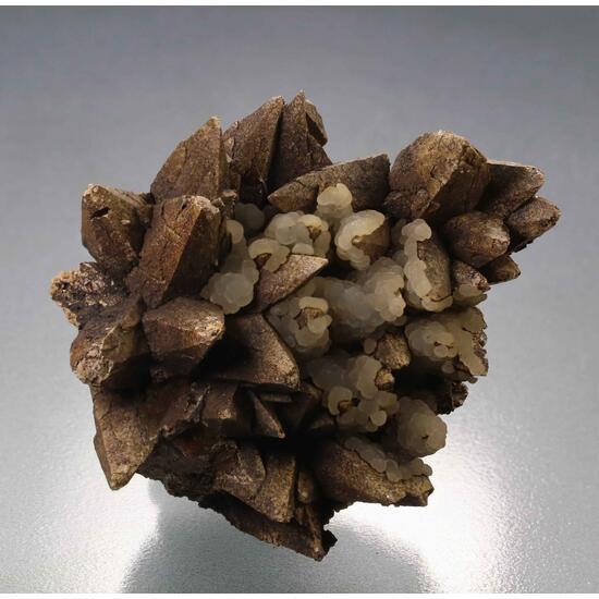 Calcite With Smithsonite