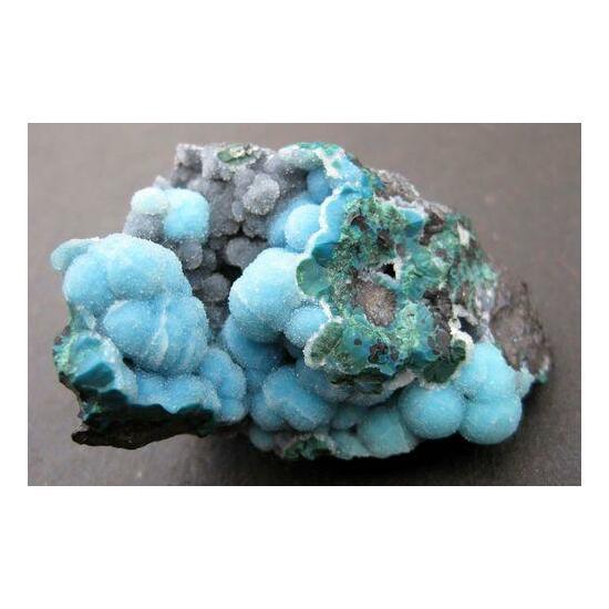 Chrysocolla Magnetite & Pseudomalachite