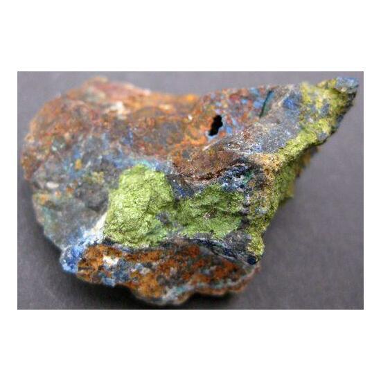 Partzite & Azurite