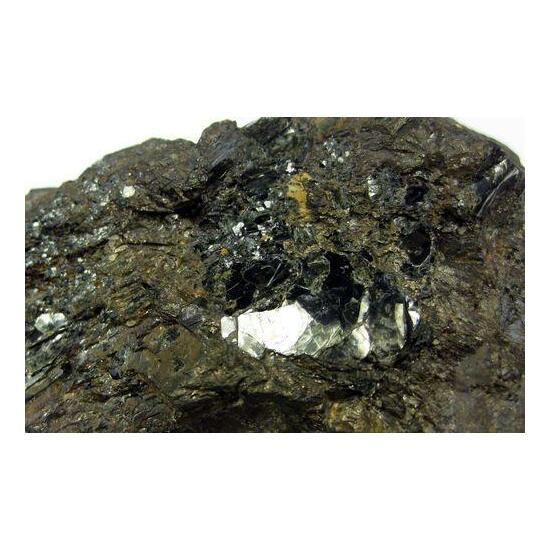 Pyrrhotite With Biotite