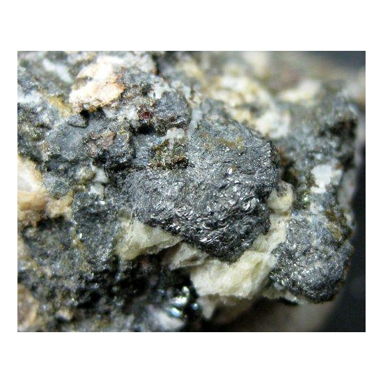 Skutterudite Cassiterite Erythrite & Fluorite