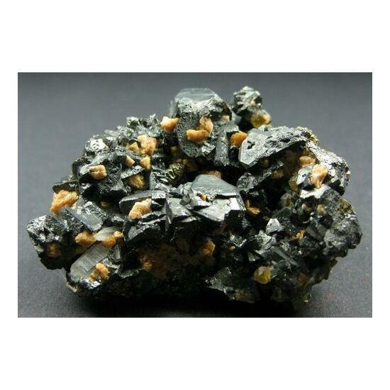 Tetrahedrite With Dolomite Quartz & Cleiophane