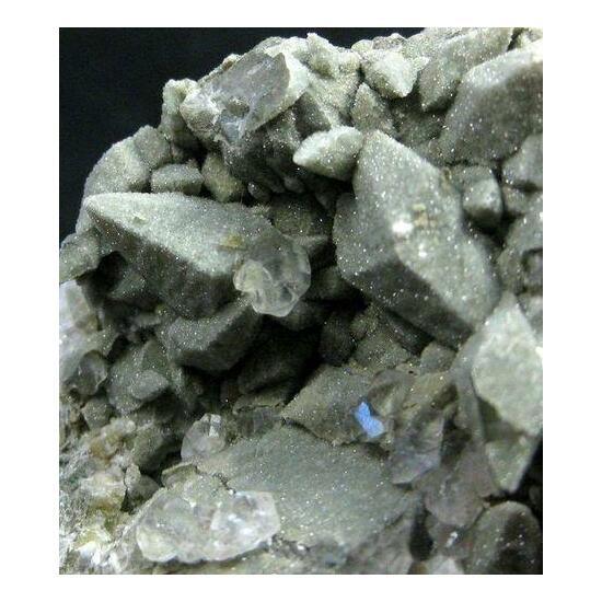 Calcite With Julgoldite