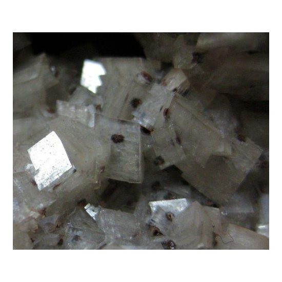 Dolomite With Hematite Inclusions