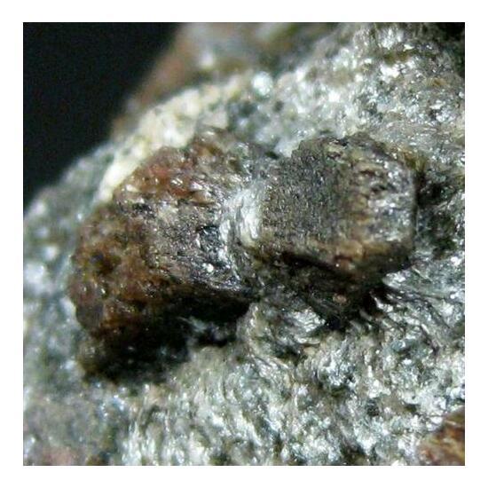 Kyanite Almandine & Sericite