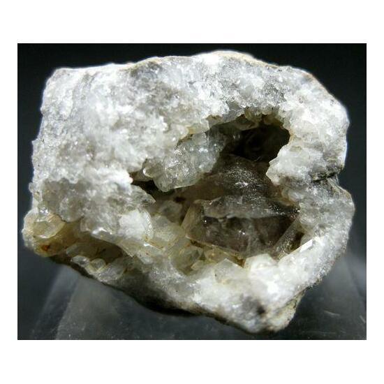 Smoky Quartz Var Schaumburger Diamond