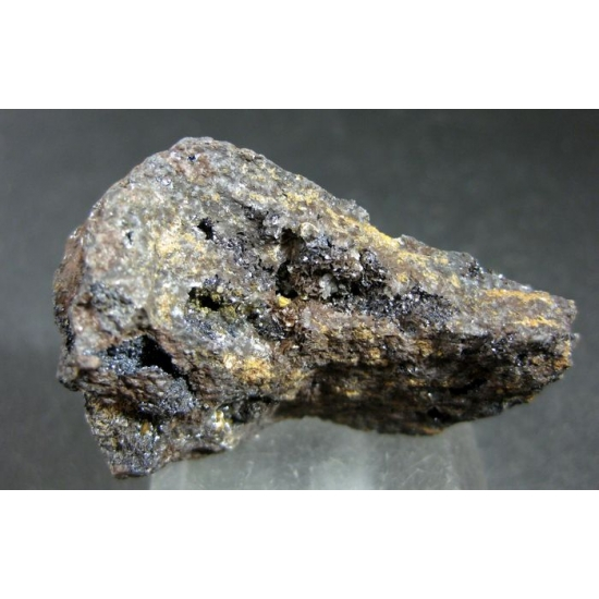 Chalcophanite & Natrojarosite