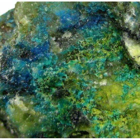 Greenockite Spangolite & Connellite