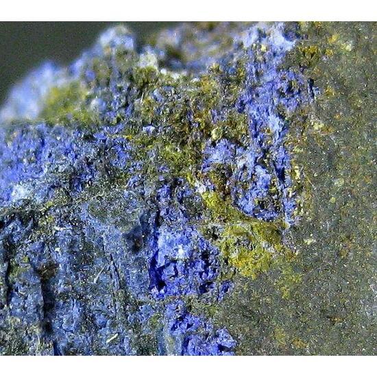 Lipscombite With Phosphosiderite