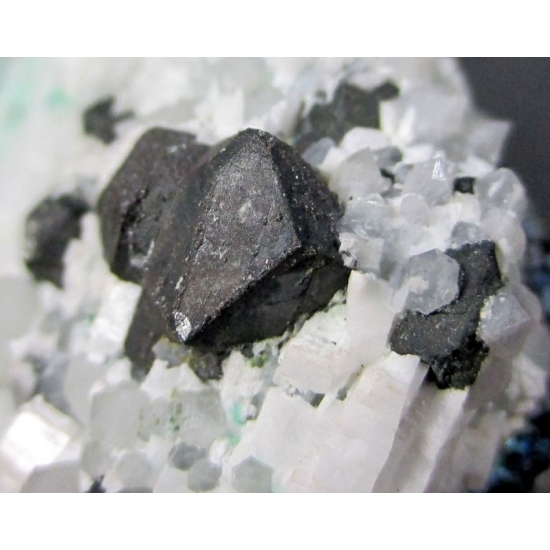 Mercurian Tetrahedrite & Famatinite
