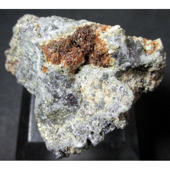 Pyrargyrite Pyrostilpnite & Polybasite