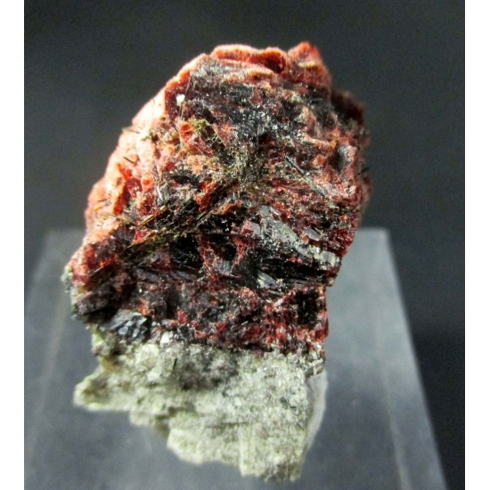 Villiaumite Aegirine Pectolite & Natrolite