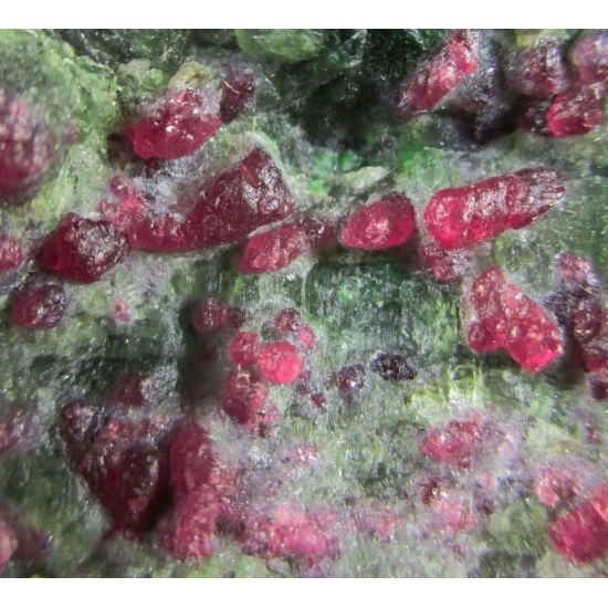 Ruby & Pargasite