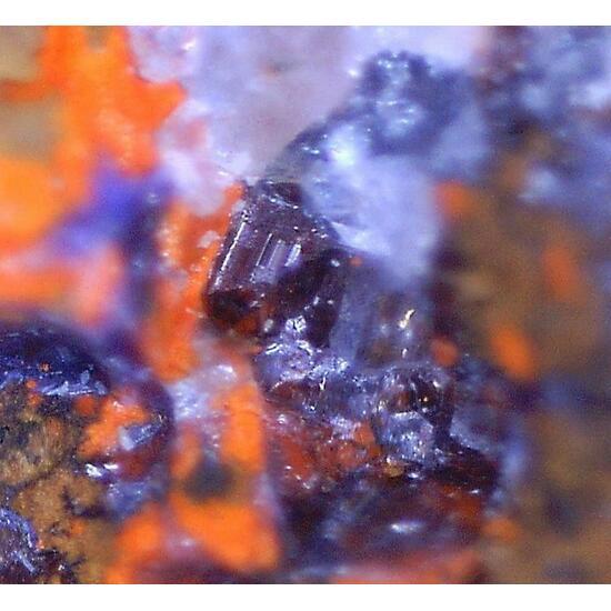 Elyite Minium & Cerussite