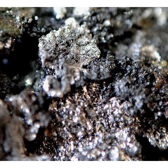Native Arsenic & Nickelskutterudite