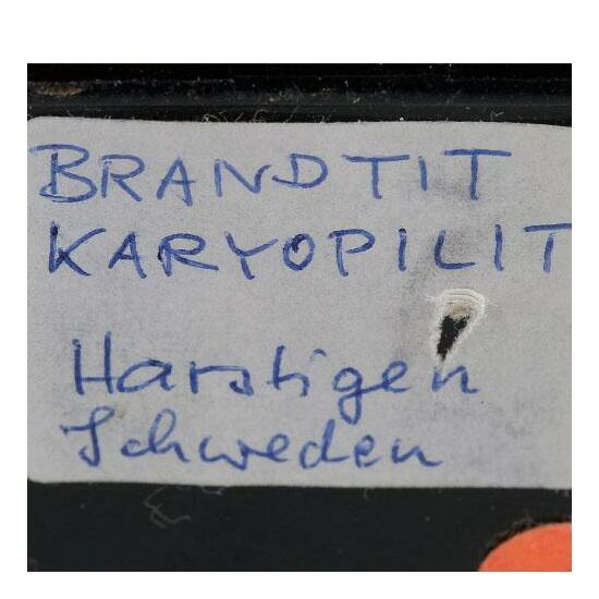 Brandtite