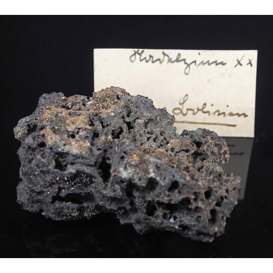 Cassiterite Var Needle Tin