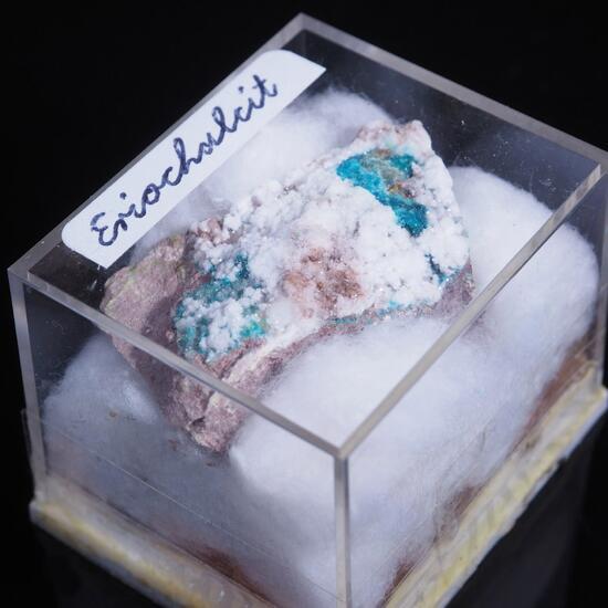Eriochalcite